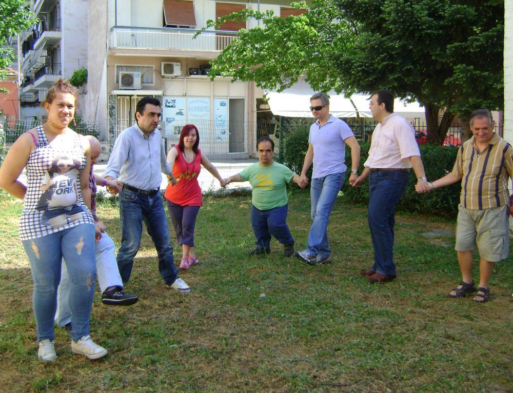 Χορός στην Αυλή
